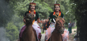 Polo Attire in Manipur