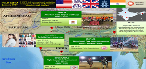 Polo Yatra Brings US and UK Women's Polo Teams