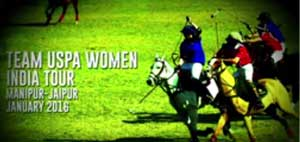 USPA And Women'S Polo In Imphal And Jaipur